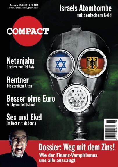 Netanjahu – Der Irre von Tel Aviv