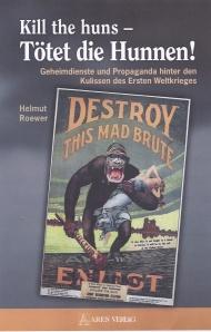 Antideutsche Propaganda aus dem 1.Weltkrieg, Made in England