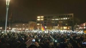 Dresden, 17.11.2014 // Facebookseite von PEGIDA