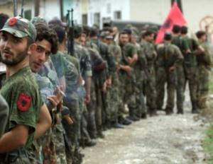 UCK-Veteranen in Mazedonien. Foto: dnevnik.mk
