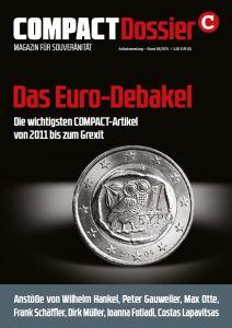 Jetzt bestellen: Das brandaktuelle eDossier von COMPACT zum Grexit. Bestellung über https://dossier.compact-online.de