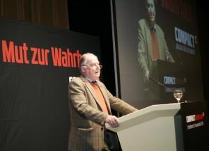 Gauland auf der COMPACT-Konferenz