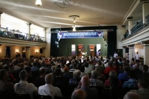 Volles Haus, Bombenstimmung: COMPACT-Live am 22. Juni in Altenburg/Thüringen